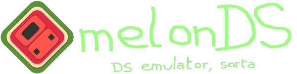 melonDS -- DS emulator, sorta